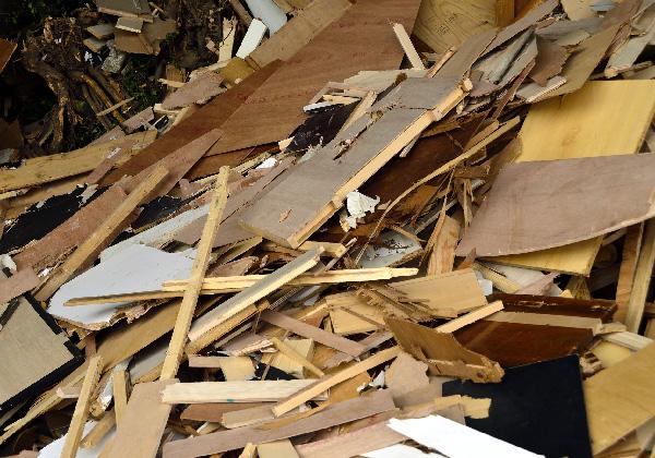 廃棄物発生(建設現場、建物解体、その他廃棄物)の1枚目の写真