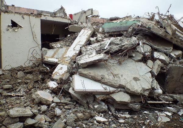 廃棄物発生(建設現場、建物解体、その他廃棄物)の2枚目の写真