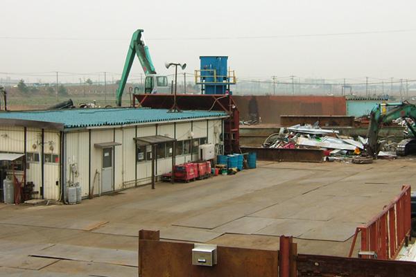 新潟事業所の写真