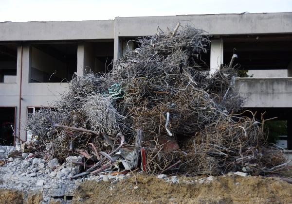 スクラップ発生(工場、建物解体、その他スクラップ)の2枚目の写真